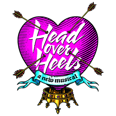 Head Over Heels – Logo