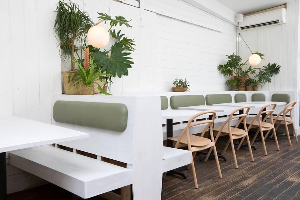 Restaurant Interior Eat