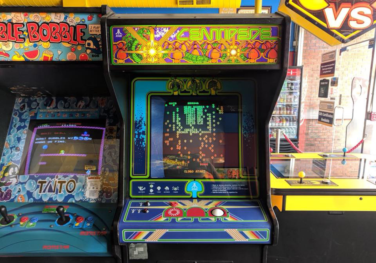 Arcade Fun Red Bank